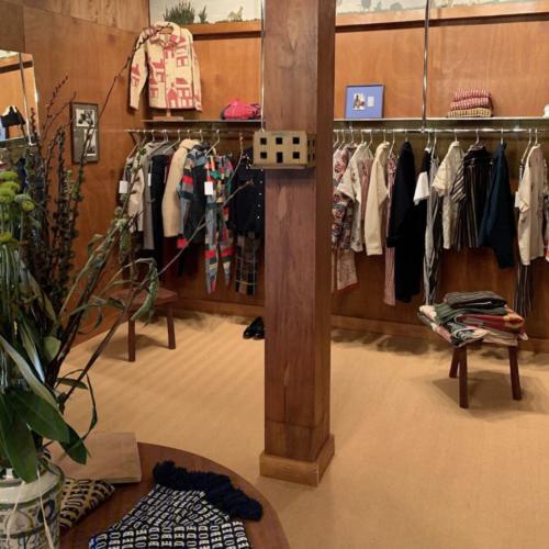 Bode Lower East Side Fashion Clothing Menswear Luxury New York