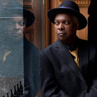 Booker T. Jones live at Le Poisson Rouge