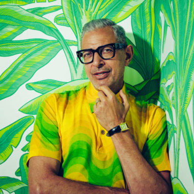 Jeff Goldblum and the Mildred Snitzer Orchestra live at Sony Hall