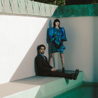 Karen O and Danger Mouse live at Kings Theatre