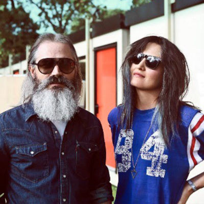 Moon Duo live at Music Hall of Williamsburg