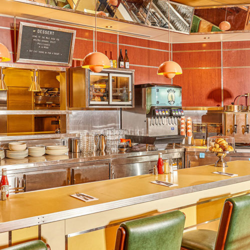 Soho Diner 24-hour diner Restaurant New York Pancakes