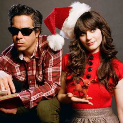 She & Him Christmas Party Live at Kings Theater