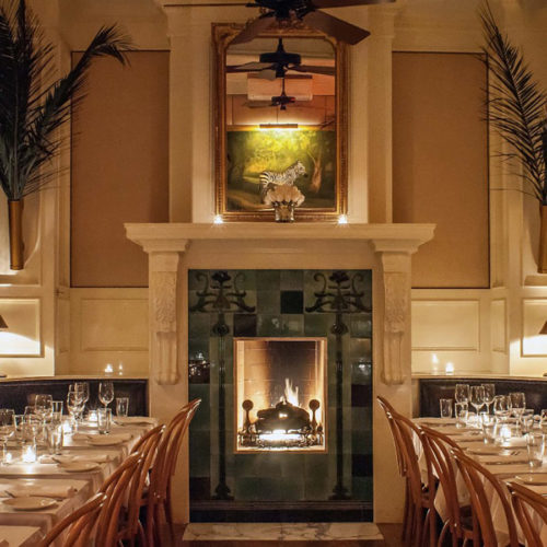 Beatrice Inn Steakhouse Chophouse Traditional Fine-dining New York Restaurant