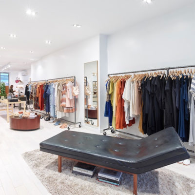 No. 6 Store Nolita Little Italy New York Shopping Clogs