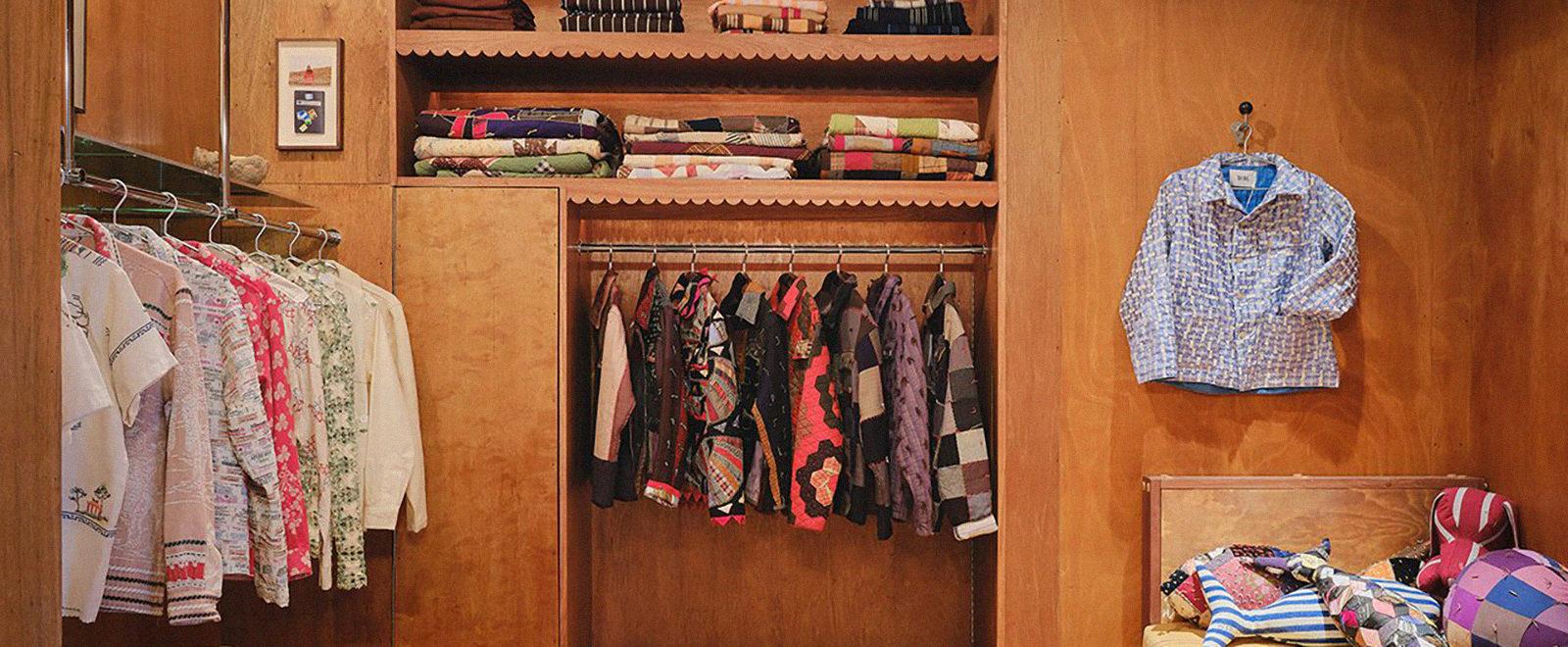Lower East Side New York shopping Boutique Designer Bode Maryam Nassir Zadeh Assembly Only NY Eckhaus Latta