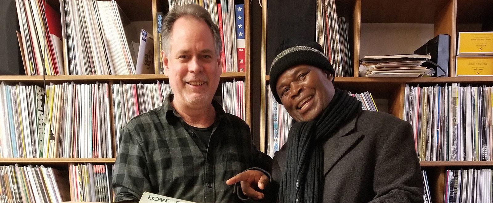 Mike Davis Academy Records New York Collector Vinyl Alix Brown Interview