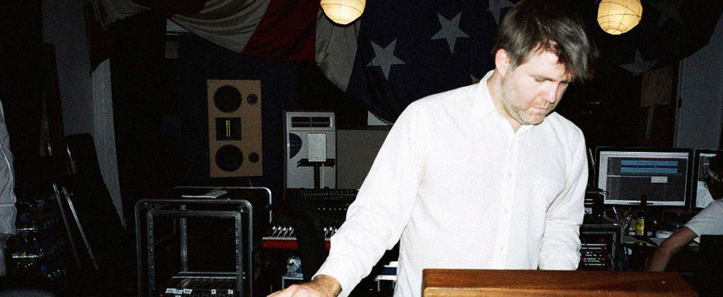 James Murphy Playlist DJ new York LCD Soundsystem