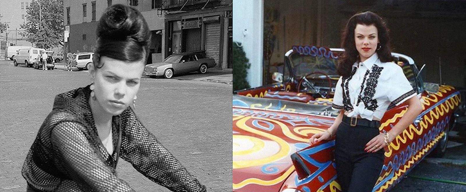 Debi Mazar New York Actress Interview Richard Boch Covid GrandLife