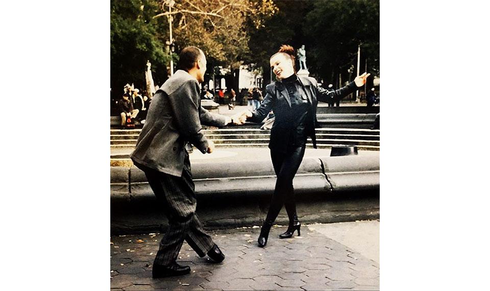 New York Stories: Debi Mazar talks to Richard Boch
