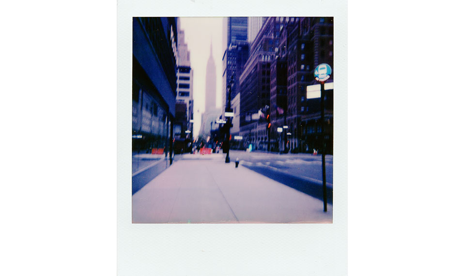 Andrew Tess's Portrait of New York