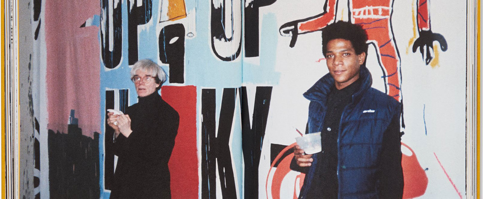 Paige Powell Andy Warhol Basquiet Bill Cunningham John Lennon Bob Gruen Ken Schles New York 80s Allan Tannenbaum Walt Cassidy