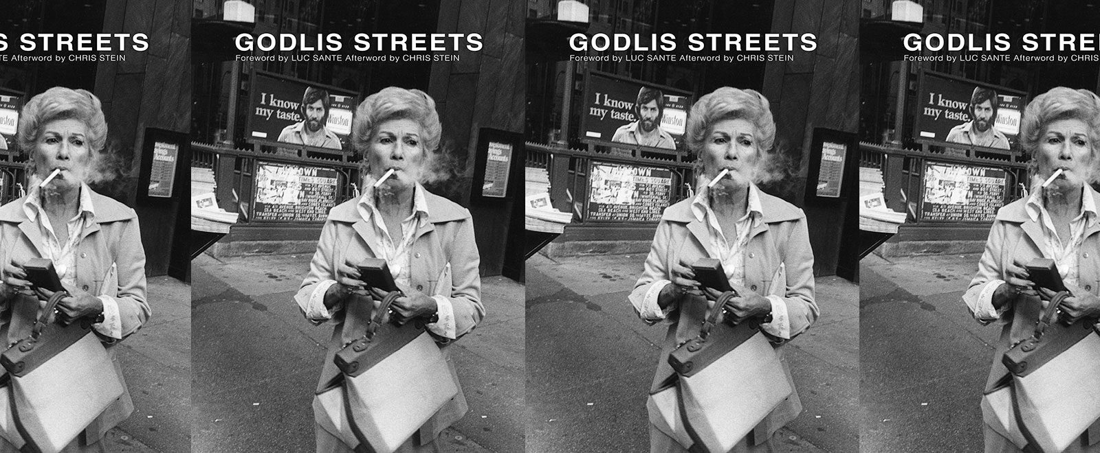 Godlis David New York Photographer History Was Made at Night Godlis Streets Street Photography 70s 80s CBGB CBGB's