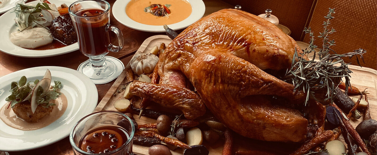 The Best NYC Restaurants Dishin' Out Thanksgiving