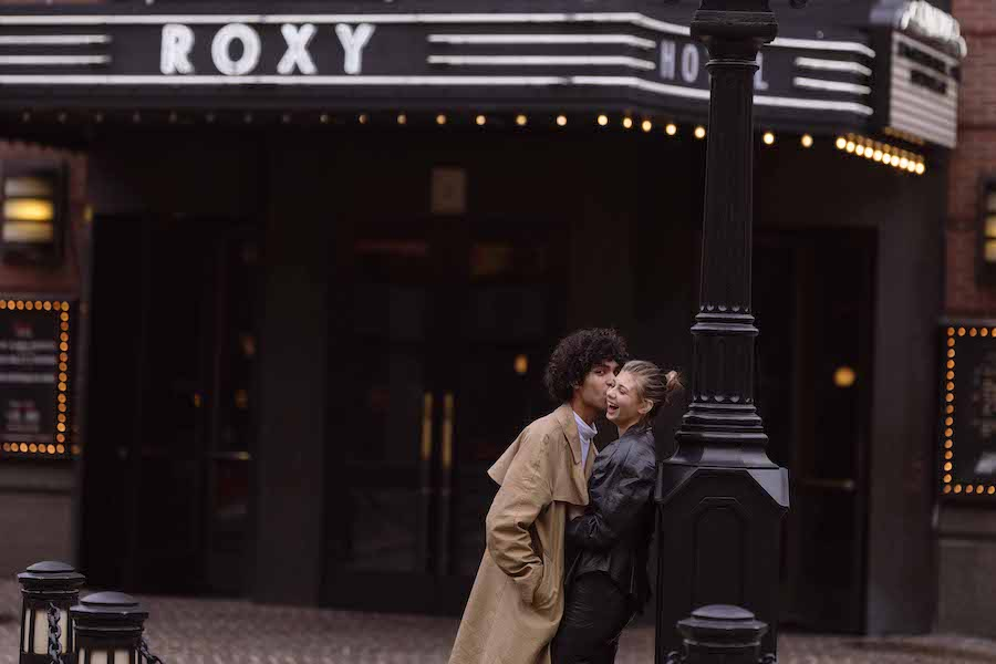 Rendezvous at the Roxy: Valentine's Day