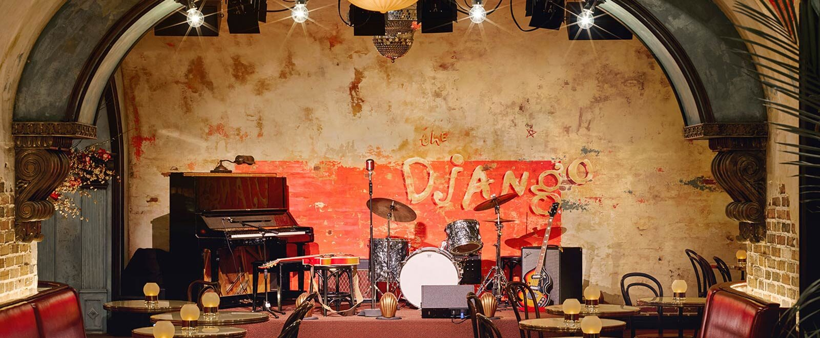 The Beat Goes On at The Django - Reopening April 1st