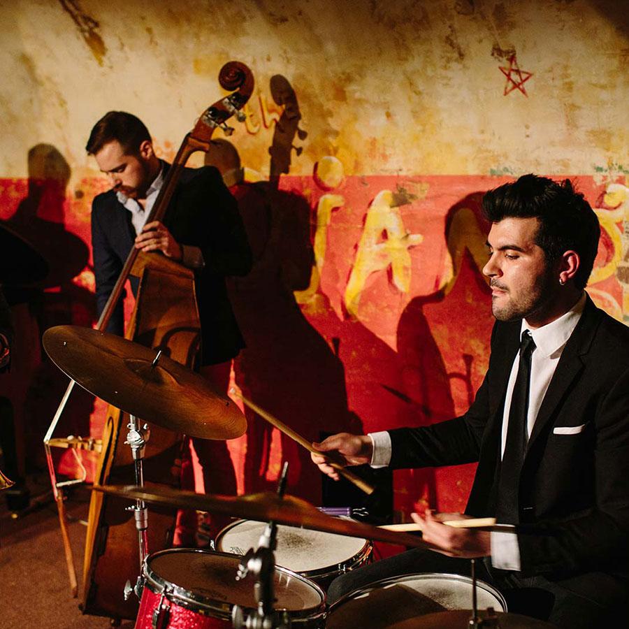 Alexander Claffy Trio