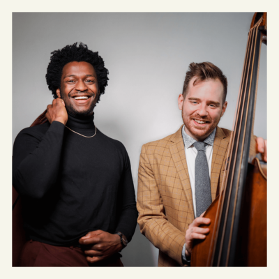Michael Stevenson with the Alexander Claffy Trio