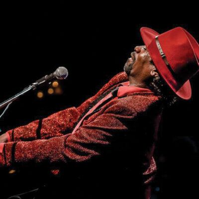 Django Jazz Vocalist Series: Johnny O'Neal