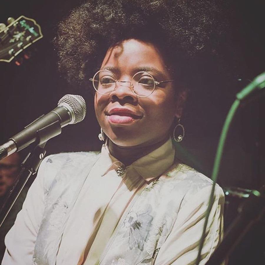 Django Jazz Vocalist Series: Vanisha Gould