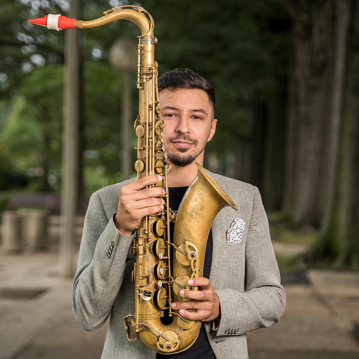 Elijah Balbed Quartet