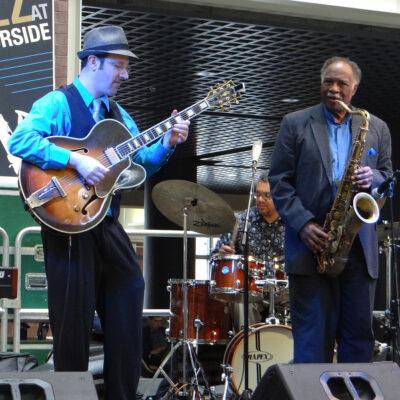 Matt Chertkoff Trio feat Jazz Legend Houston Person
