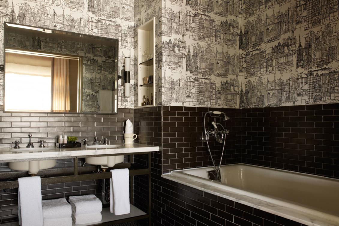 Suite Bathroom Detail
