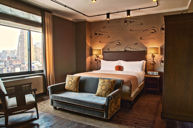 Grand Corner Suite Room