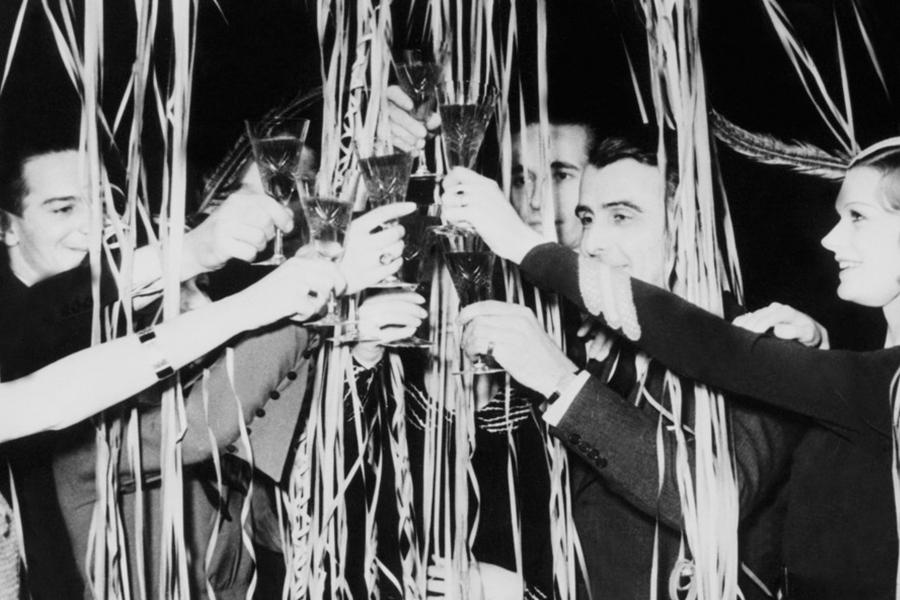 New Year's Eve Soho Grand Party 2019