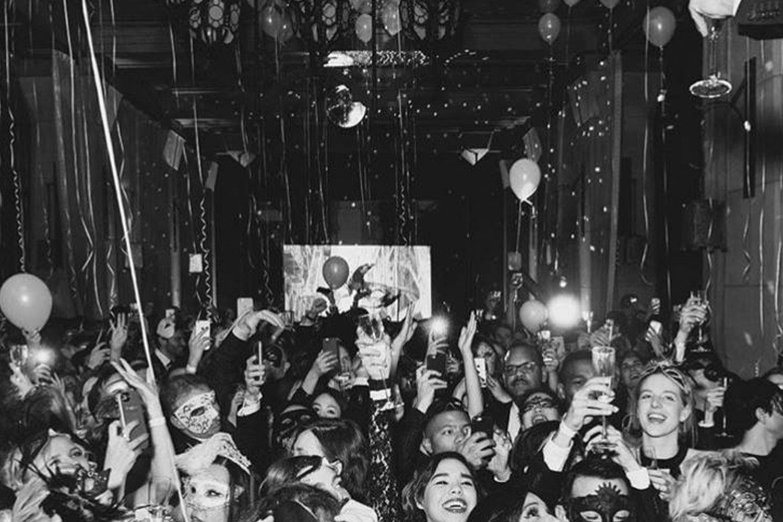 New Year's Eve 2019 Soho NYC