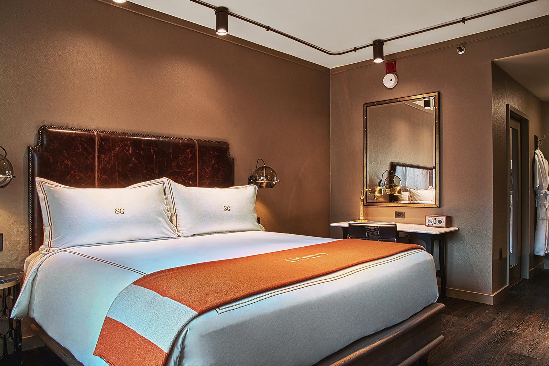 New Hotel Room Soho Grand