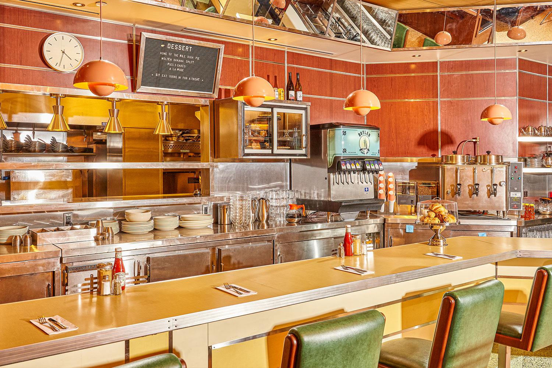 Soho Diner Best Diner NYC