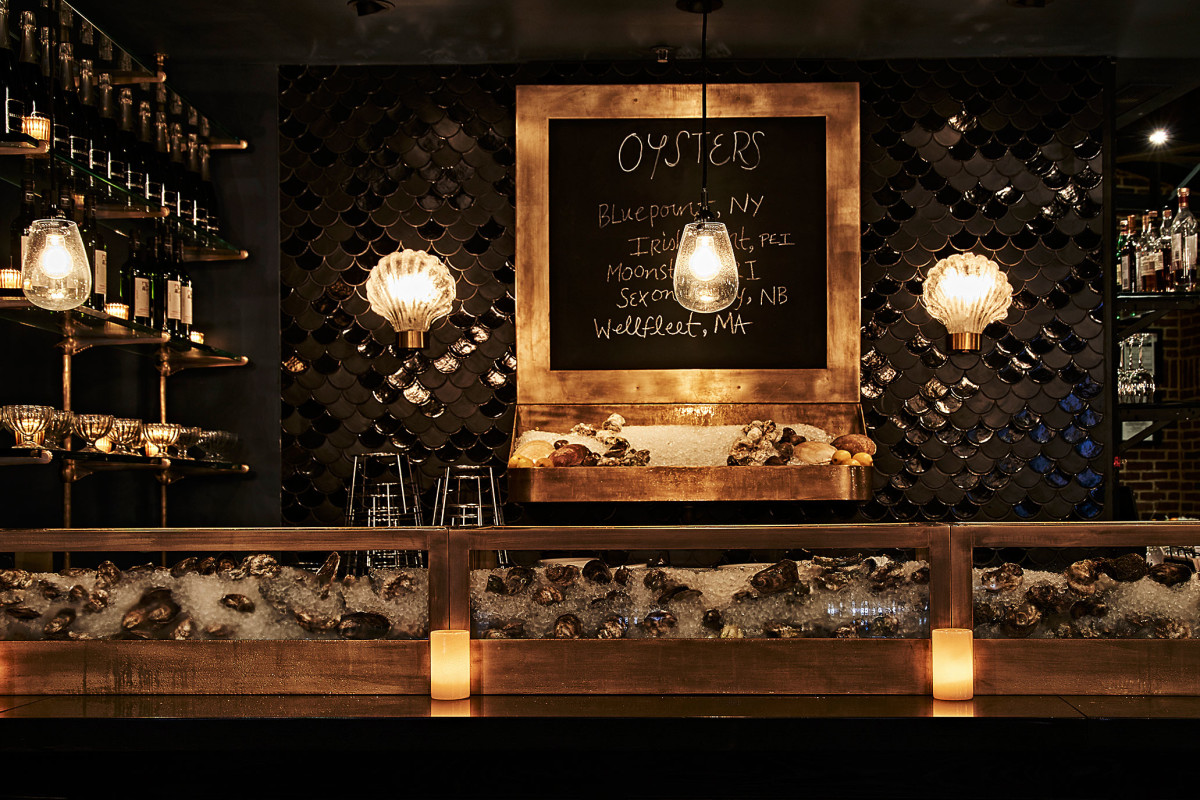 The Oyster Bar Nyc Hotel Oyster Bar The Roxy Hotel Tribeca