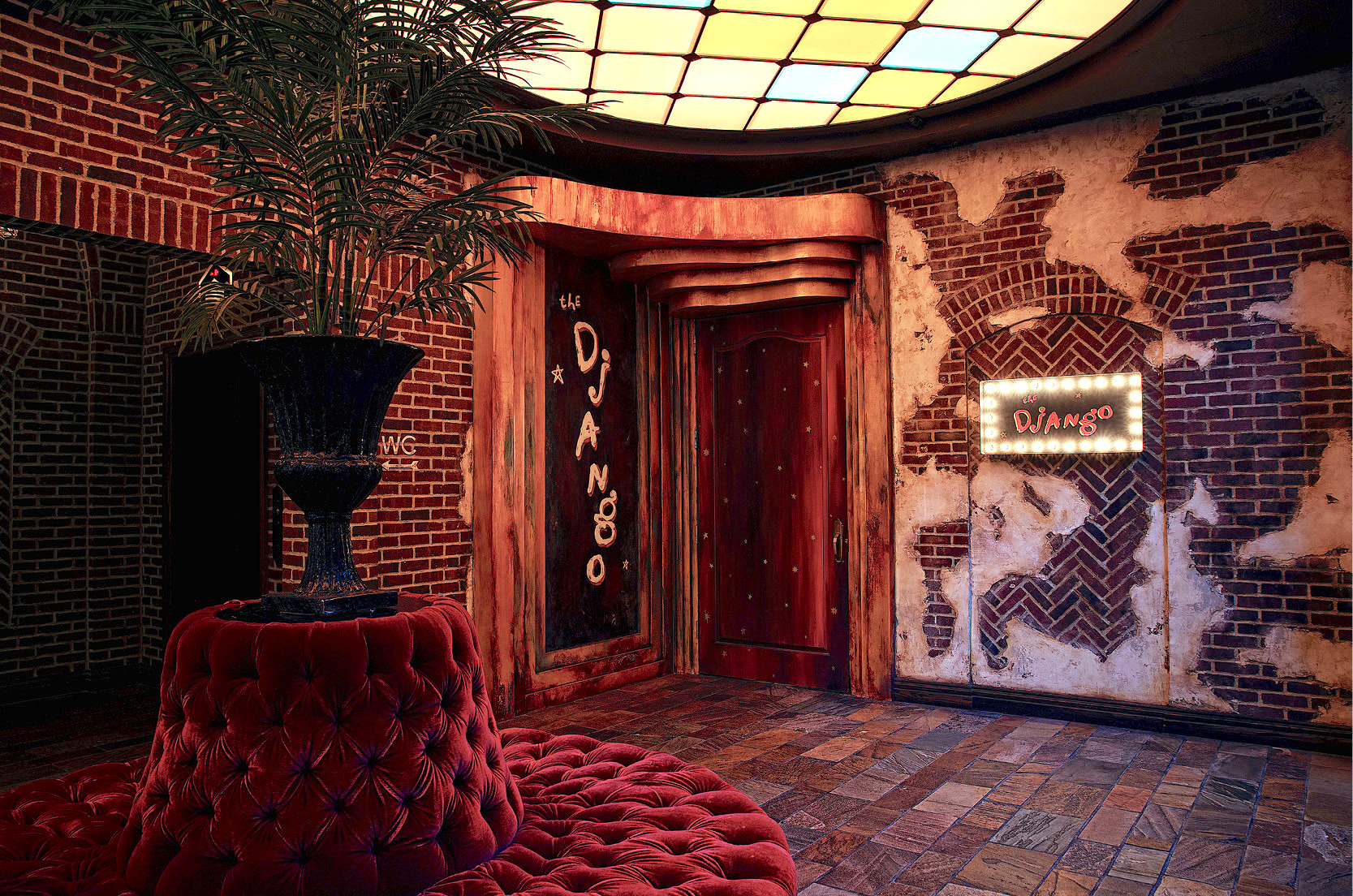 Django Event Space