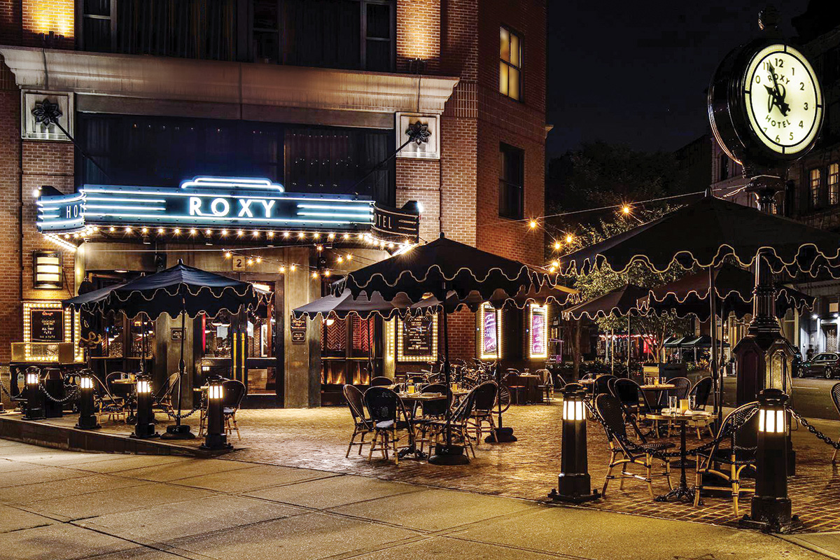 Roxy Plaza Event Space